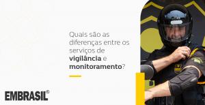vigilancia e monitoramento